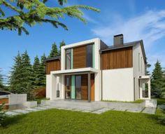 Кирпичный дом 177 м2. Доступен для заказа в поселках RADOSTЬ и РОЩА.