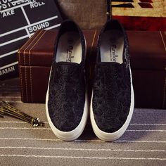 2017 New Spring  Women Flat Shoes Muffin Platform Loafers Shoes For Female Casual White Black Women Lazy Loafers Shoes XP35