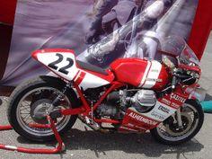 The Bikers Classics Spa 2010 088 - Moto Guzzi by KlausNahr, via Flickr