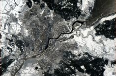 Kiev, Ukraine - an historic major crossing place of water, rail and road.