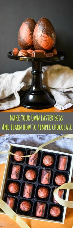 How to make Easter Eggs | Patisserie Makes Perfect