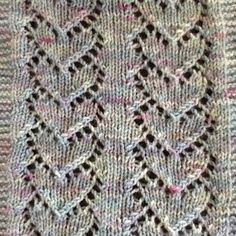 Megan Trudeau added a photo of their purchase Lace Knitting Stitches, Baby Sweater Knitting Pattern, Lace Knitting Patterns, Knitting Charts, Knitting Socks, Baby Knitting, Fingering Yarn, Hand Knit Scarf, Moss Stitch