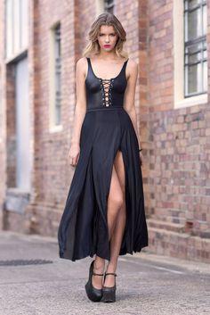 Lace Up Bodysuit 2.0 - LIMITED – Black Milk Clothing
