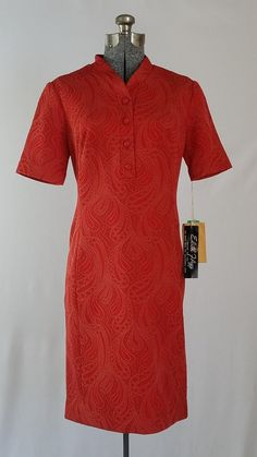 Black zip up mod style mini dress with built in silver hardware belt UK 12