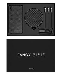 Apple iPhone XR 3in1 Geschenkset Qi Ladegerät Cover & Ladekabel |