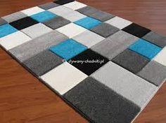 taki dywan z pomoarańczowym