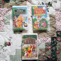 Pooh& Grand Adventure The Search For Christopher Robin-Winnie The Pooh Un-valentine& Day-The Many Adventures of Winnie The Pooh-New-Sealed by RareMoviesAndMusic Pooh's Grand Adventure, Vhs Movie, Christopher Robin, Winnie The Pooh, Valentines, Search, Handmade Gifts, Movies, Collection