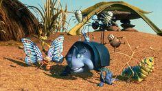 Vida de Inseto retrata a vida em um formigueiro