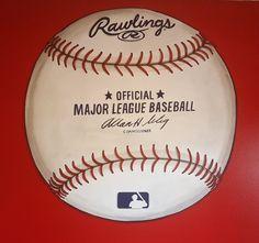 Boy Sports Bedroom, Major League, Baseball