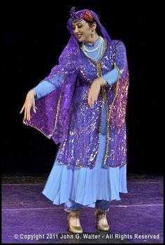 Silk Road Dance Festival  Costume Design: Laurel Victoria Gray