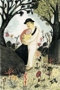 """FESTIVAL OF ILLUSTRATORS 2011 MILLS """"Kitty Crowther - Annie du Lac"""""""