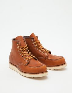 Red Wing Shoes / 875 6-Inch Moc
