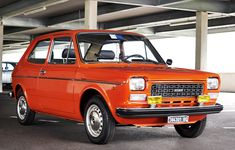Fiat 127 Spezial | MCM Leasing