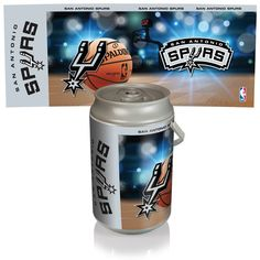 Use this Exclusive coupon code: PINFIVE to receive an additional 5% off the San Antonio Spurs NBA Mega Can Cooler at SportsFansPlus.com
