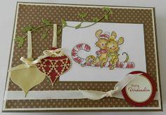 Box for Chocolate  Stamp Whiff of Joy  Memory Box Die