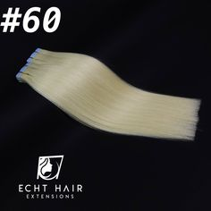 Tape in Echthaarverlängerungen Tape In Extensions, Hair Extensions, Ombre Look, Hair Makeup, Weave Hair Extensions, Extensions Hair, Extensions