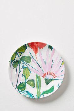Lulie Wallace Melamine Canape Plate