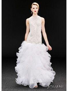 Pin It To Win It - Jovani 157731 Wedding Dress - #pinittowinit