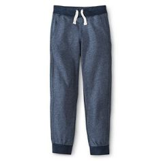 Boys' French Terry Pull-On Pant