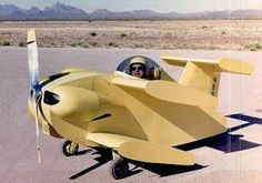 """Stits SA-2A Sky Baby (1952) was a homebuilt aircraft designed for the challenge of claiming the title of """"The World's Smallest""""."""
