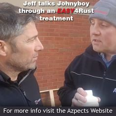 Jeff from Azpects visited Johnyboy from Landscaping Survival recently to demonstrate just how easy it is to remove rust from granite paving using Granite Paving, How To Remove Rust, Landscaping Tips, Survival, Landscape, News, Scenery, Landscape Paintings, Corner Landscaping