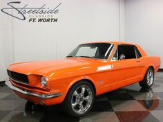 For Sale: 1966 Ford Mustang ...