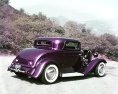 More vintage cars hot rods and kustoms Submit Your Pics Ford 32, 1932 Ford, Classic Trucks, Classic Cars, Classic Auto, Vintage Cars, Antique Cars, Classic Hot Rod, Hot Rides