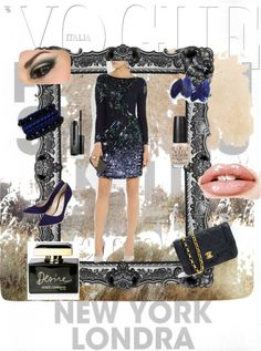 """Blue"" by marian29 on Polyvore"