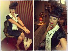 Revenge Of Frankie Shirt Dress - Revenge Of Frankie - Collections