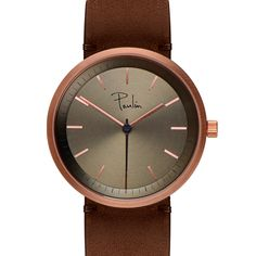 S75-A (rose gold/brown)