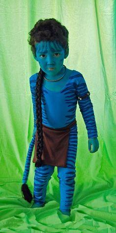 Avatar Costume For Kids