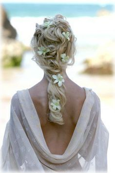 Fairy Wedding HairStyles ♥ Wedding Hair Inpspiration #790387   Weddbook