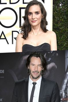 #KeanuReeves Is Reuniting with #WinonaRyder for a New Rom-Com