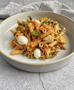 A Food, Good Food, Food And Drink, Yummy Food, Rice Pasta, Penne Pasta, What To Cook, Pasta Recipes, Italian Recipes