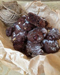 Шоколадный подкуп с ягодным блаженством - Andy Chef - блог со вкусом и интернет-магазин