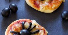 En spindel på pizzan? 7 fantastiska tips till din spökfest