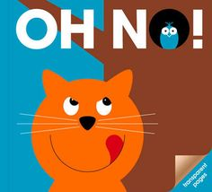 Oh No! - PatrickGeorge - McNally Robinson Booksellers - wordless book