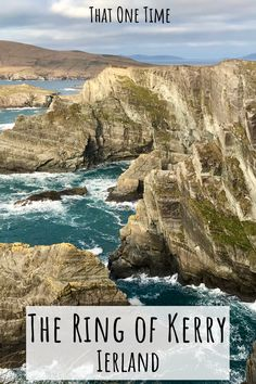The Ring of Kerry: de mooiste kustroute van Ierland - That One Time Countries To Visit, Ultimate Travel, Ireland Travel, Northern Ireland, Where To Go, Dublin, Travel Guide, Travel Inspiration, Places To Go