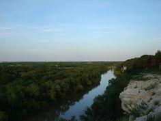 Brazos River ~ Waco, Texas
