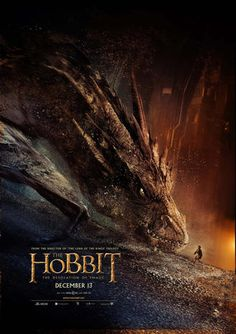 """The Hobbit"" A nominee in the category of International Theatrical One-Sheet: ""The Hobbit: The Desolation of Smaug.""  Design: Art Machine, Los Angeles.  CREDIT: Key Art Awards 2014"