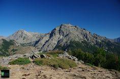 Monte d'Oro, Corse, Corsica.
