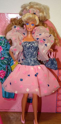 Barbie Super Style by 80Barbie collector, via Flickr
