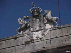 Brasão dos viscondes de Balsemão  Porto