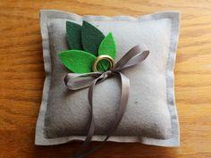 Diy Tutorial Ring Pillow Wedding