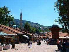 Hauptstadt Bosnien Herzegowina - Sarajewo besichtigen - http://freshideen.com/reisen-urlaub/hauptstadt-bosnien-herzegowina.html
