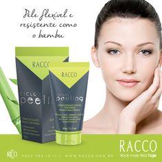 O Creme Esfoliante Facial com Bambu Ciclos Peeling deixa a pele macia, renovada e radiante. Com textura cremosa e microesferas de bambu, promove esfoliação física profunda, removendo as células mortas e desobstruindo os poros. Proporciona resistência, hidratação, maciez e toque aveludado, despertando o brilho natural da pele.