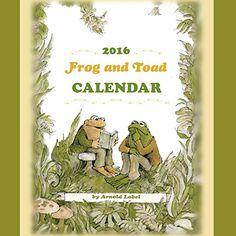 がまくんとかえるくん 2016カレンダー 壁掛け
