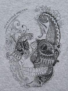 I want a paisley skull!