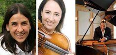 De Bach  Aznavour - Musimidi avec Valrie Walker Annie Parent et Claudel Callender