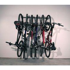 Gorgeous Garage Monkey Bars Bike Rack (Holds 6 Bikes) $89.99